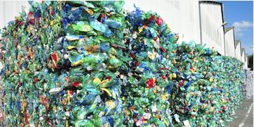 Photo recyclage des déchets
