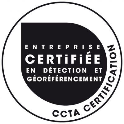 Certification détection et géoréférencement de réseaux